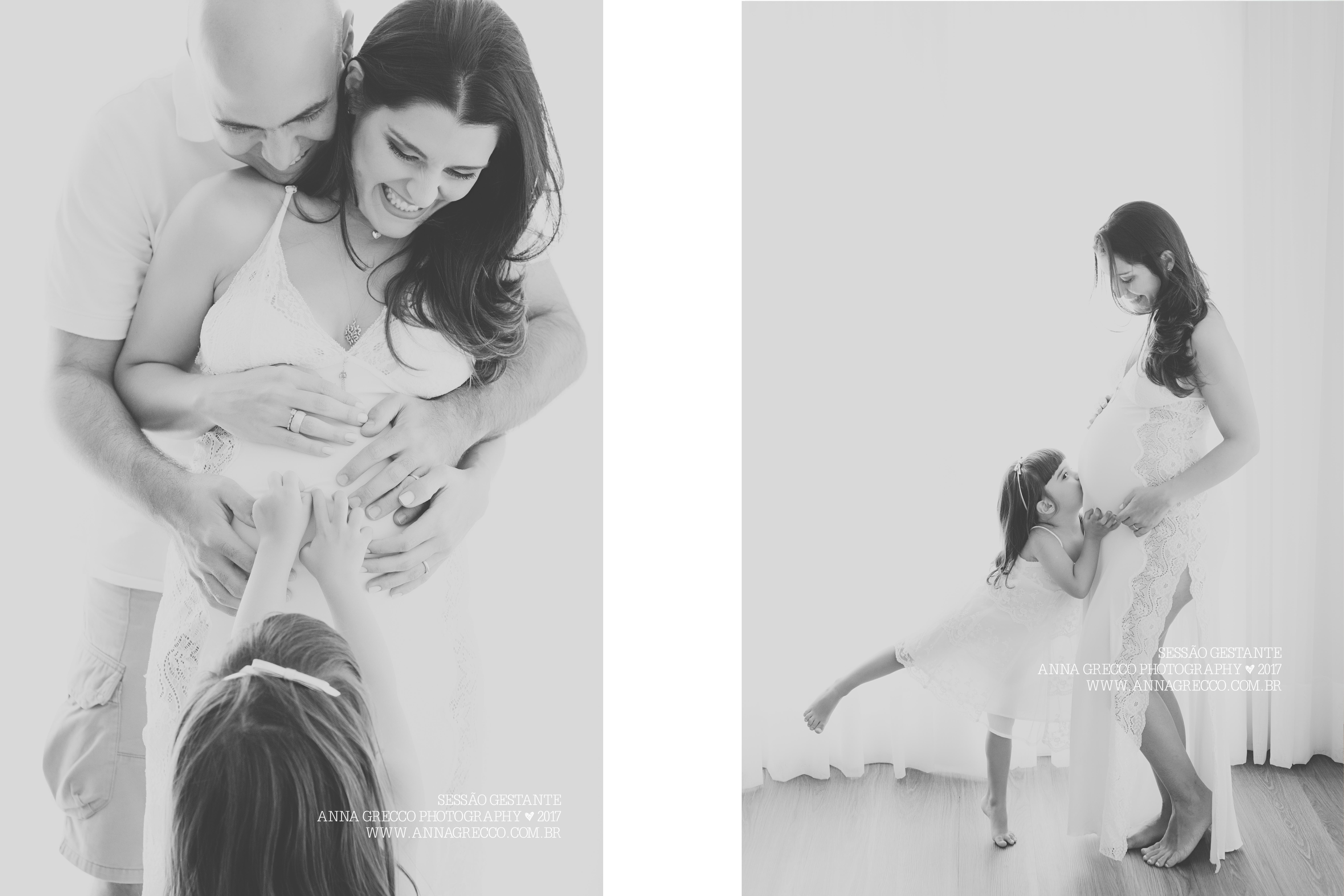 Fotos de família - Book Estúdio Anna Grecco