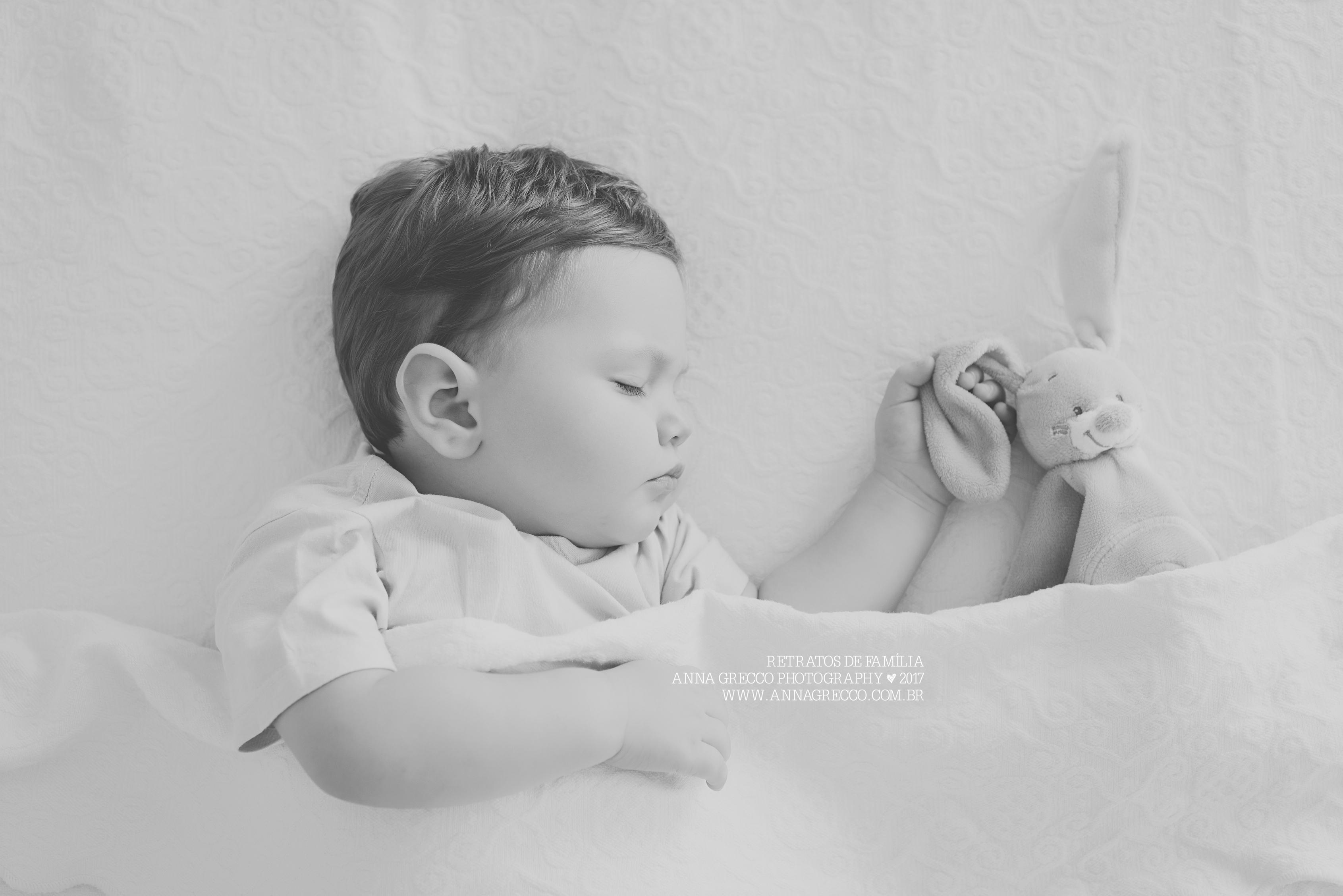 hora do sono - bebê dormindo