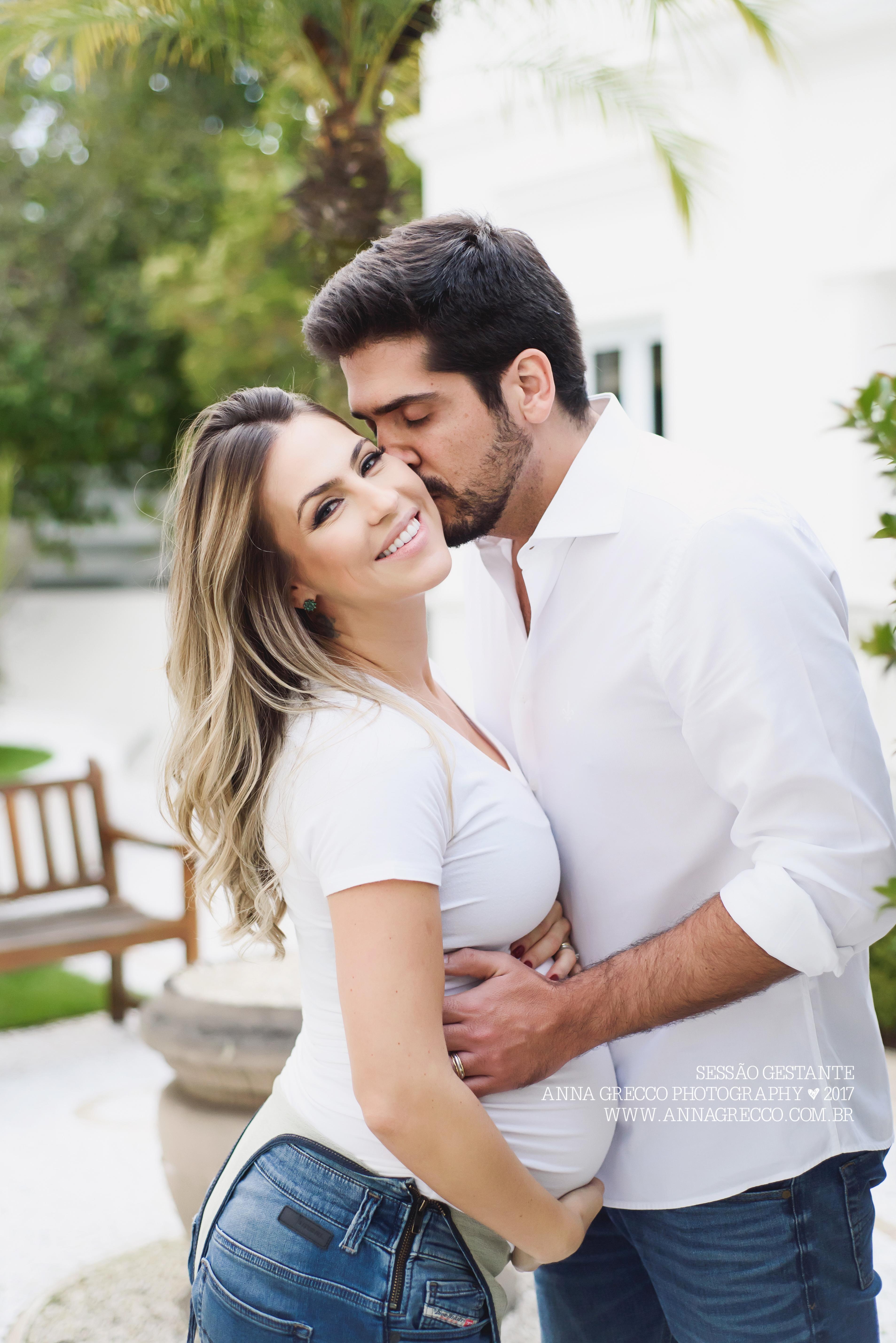 www.annagrecco.com.br - Ensaio gravidez