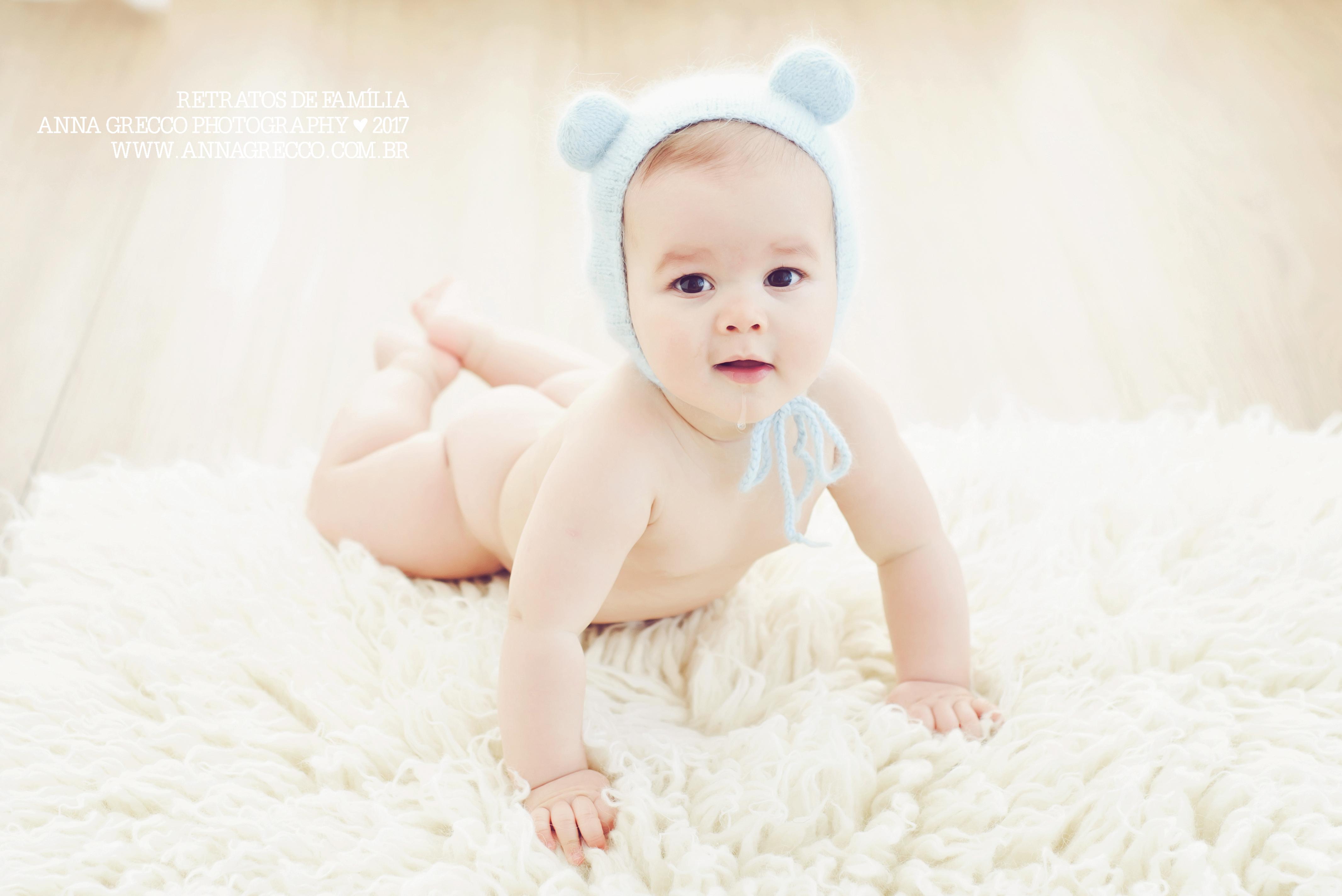 www.annagrecco.com.br Fotos de bebês - 6 meses