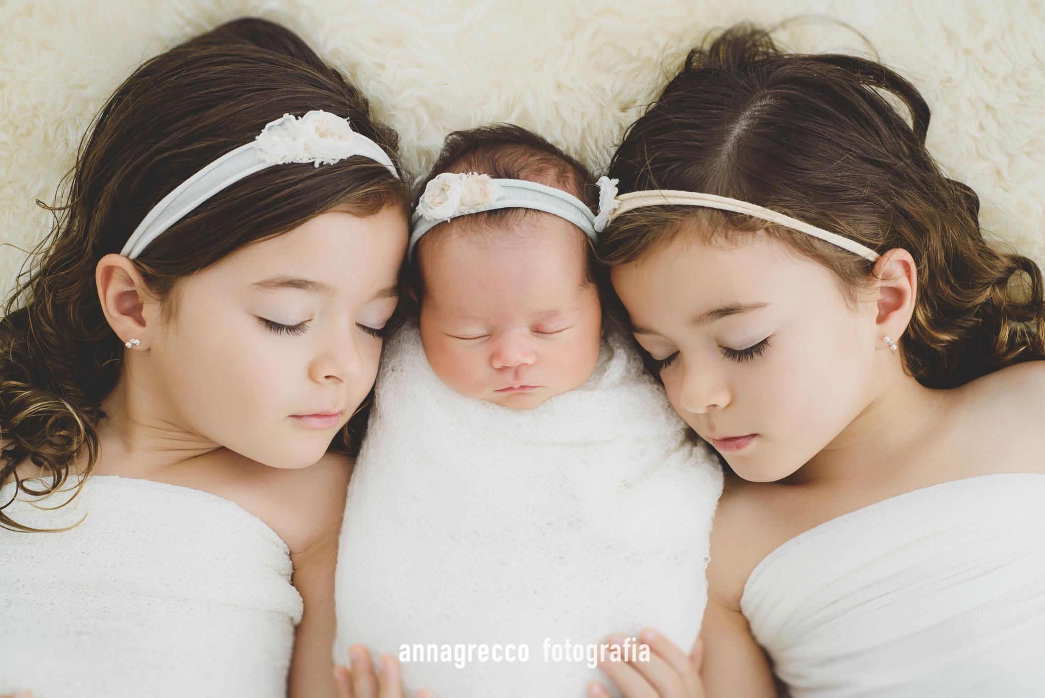Fotos de família - Book newborn em Campinas